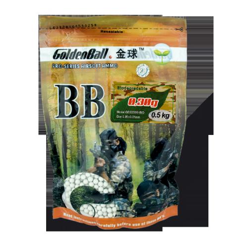 BOLSA 1/2K GOLDENBALL BIO PRECISION 0.30G