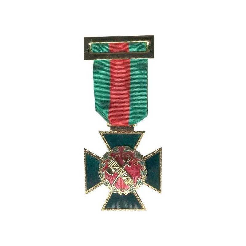 Medalla Al Merito Guardia Civil Distintivo Rojo