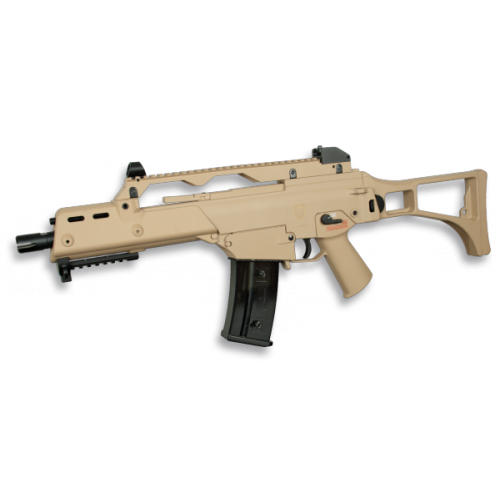 FUSIL HK G36 C GOLDEN EAGLE TAN