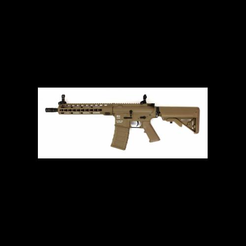 "FUSIL CLASSIC ARMY AEG M4 10"" ARS4 RAIL TAN COMBO"