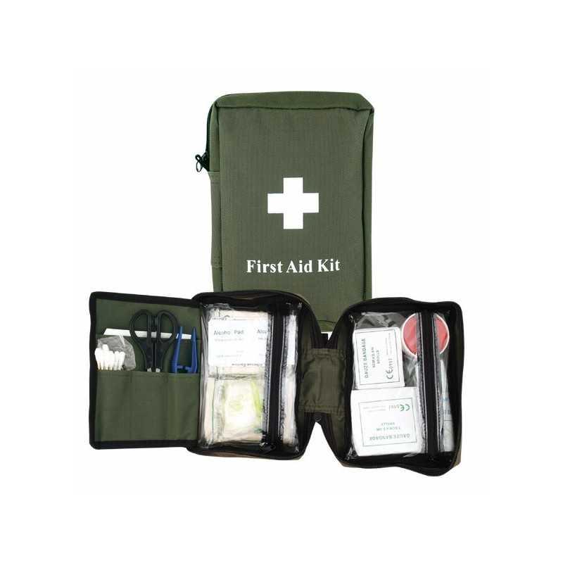kit primeros auxilios policia