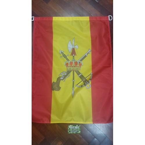 BANDERA LEGION ESPAÑA MOCHILERA