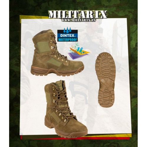 BOTAS TACTICAS IMPERMEABLES BARBARIC THUNDER