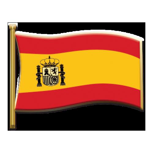 PIN BANDERA ESPAÑA 09977