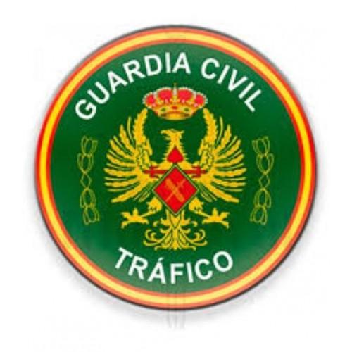 IMÁN REDONDO GUARDIA CIVIL DE TRAFICO