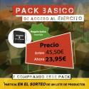 PACK BASICO ACCESO AL EJERCITO