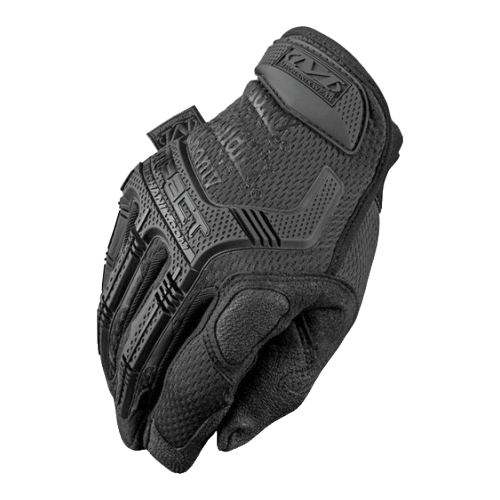 GUANTES TACTICOS MECHANIX M-PACT NEGROS