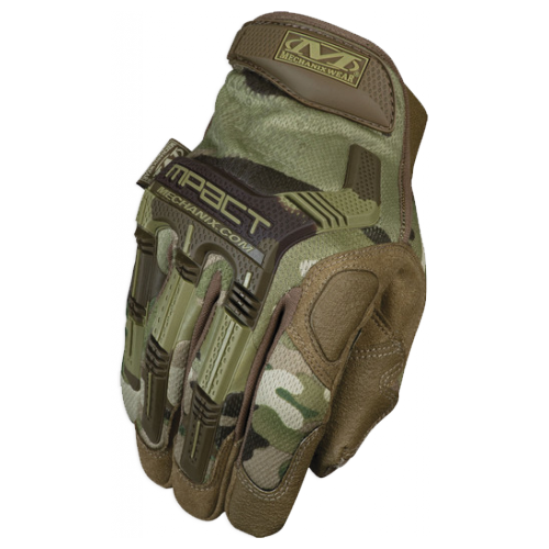 GUANTES TACTICOS MECHANIX M-PACT MULTICAM