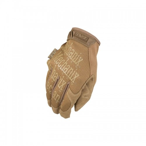 GUANTES TACTICOS MECHANIX THE ORIGINAL COYOTE (TAN)