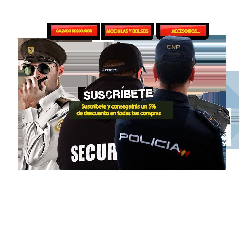 POLICIAL Y SEGURIDAD